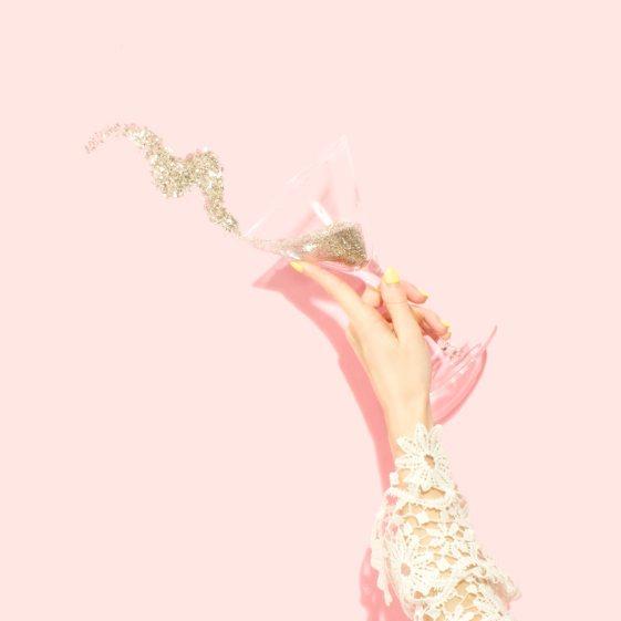 glitterglass