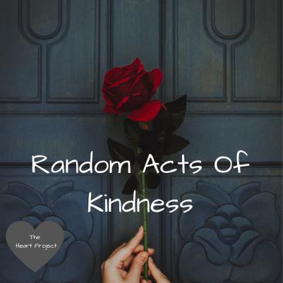 Random Acts Of Kindnessblog