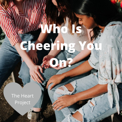 Who Is Cheering You Onpicblog